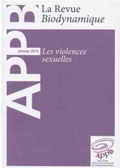 Revue « Les Violences Sexuelles » - janvier 2015
